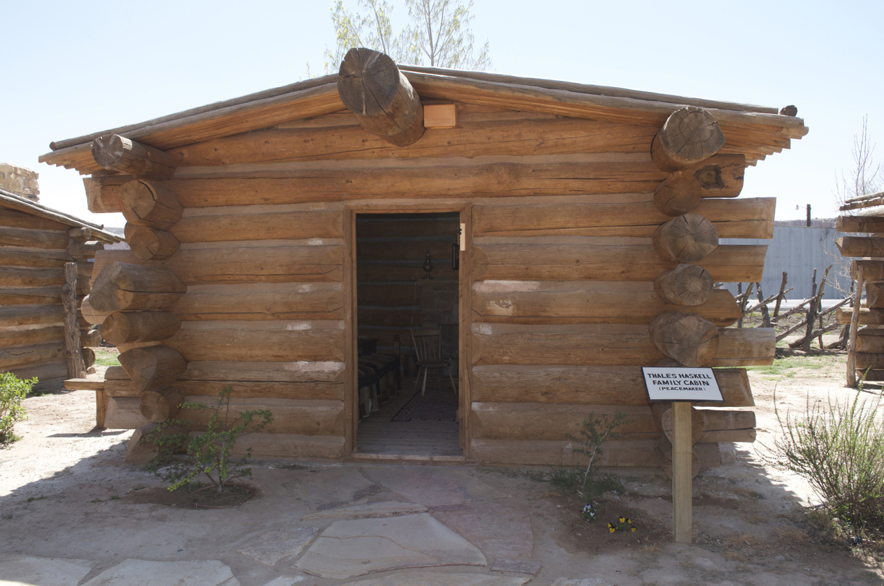 Thales Haskell Cabin